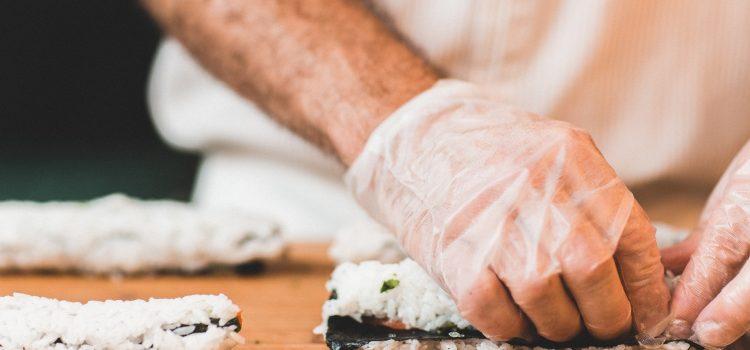 Types of Japanese Sushi 【Chirashizushi / Inarizushi / Modern narezushi / Oshizushi】
