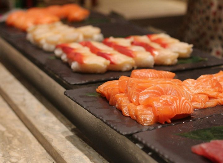 History of Sashimi